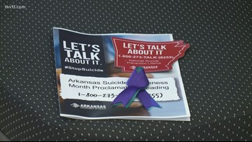 ADH holds Suicide Prevention Month event