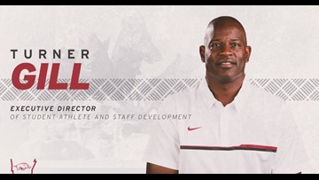 Morris adds Turner Gill to staff
