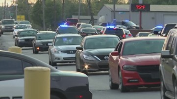 Parade in Little Rock over the weekend causes concern amid COVID-19 crisis
