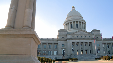 Arkansas legislators vote down gun law study proposals on background checks, holsters