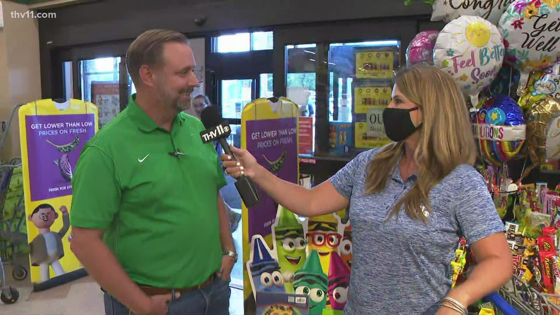 UPS collects school supplies to support students in central Arkansas