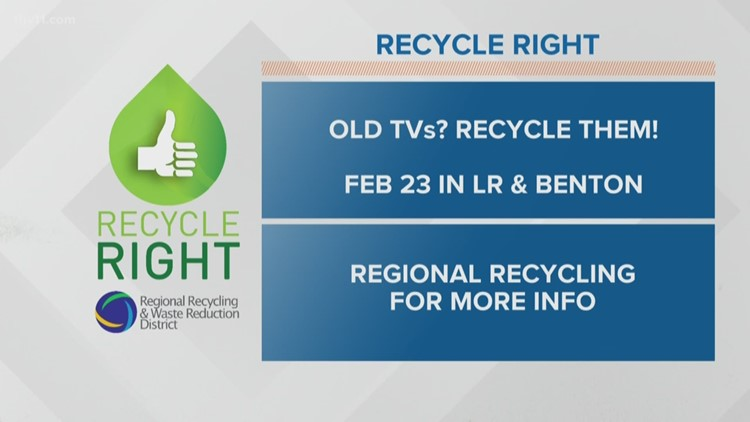 Recycle Right Week 48, Tip 1