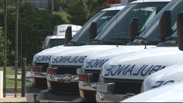 Paramedics see major increase in heat exhaustion during the heat wave