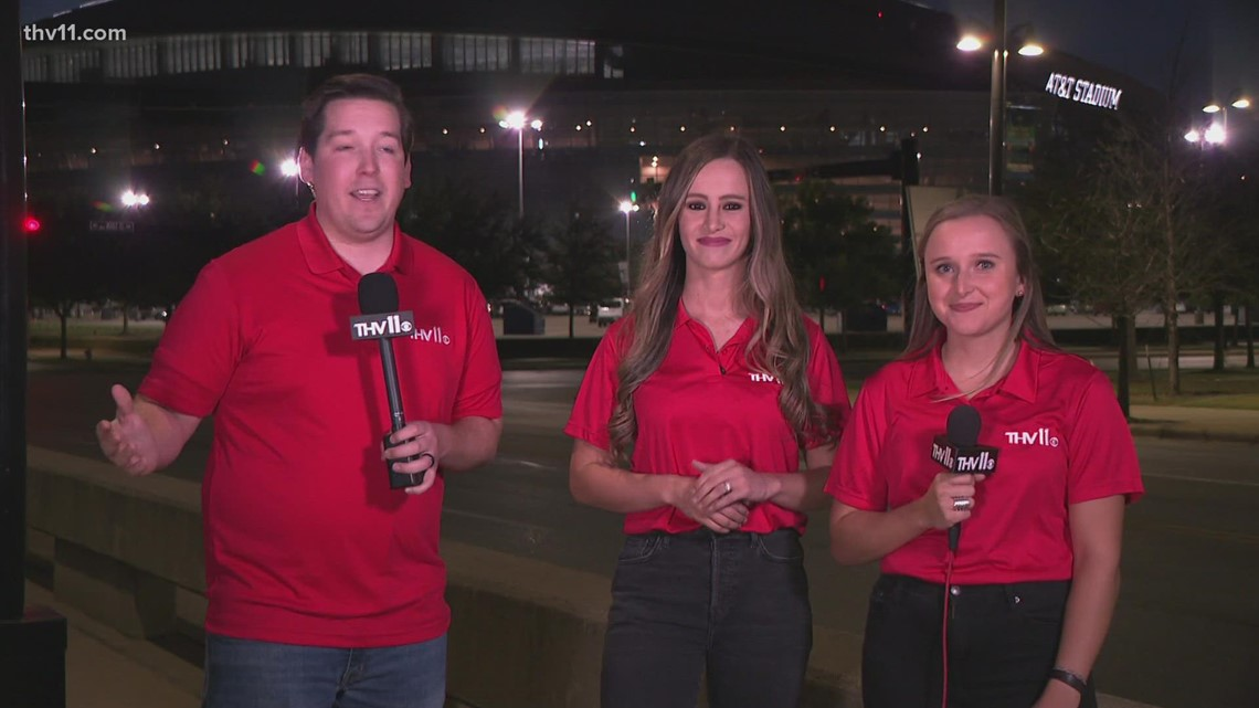 Rally on the Road: THV11 takes over Texas