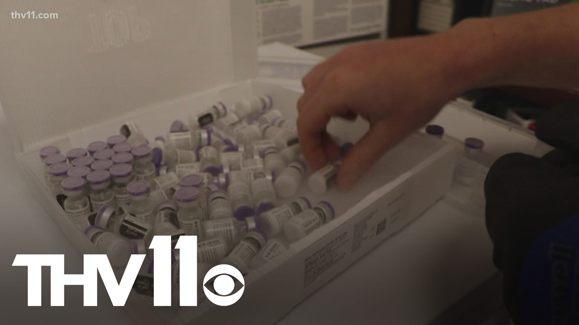 Children between ages of 12 and 15 could receive Pfizer vaccines as early as next week