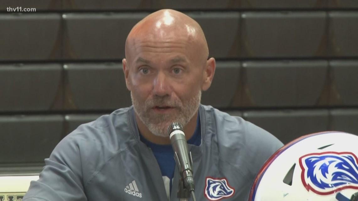 J.R. Eldridge to be the next head coach at North Little Rock
