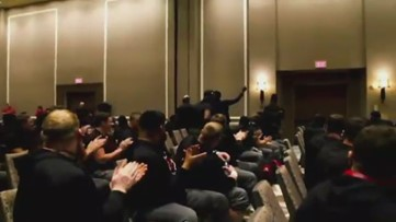 Blake Anderson surprises Red Wolves before UNLV game