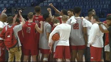 Arkansas releases men's basketball schedule