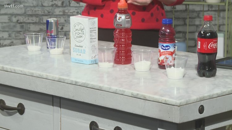 Are your kids drinking too much sugar?