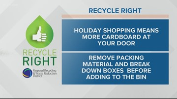 Recycle Right: Week 39, Tip 1