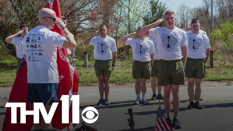 Arkansas Run for the Fallen honors veterans with annual run