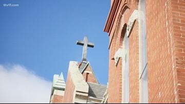 Restoration of 1800's church