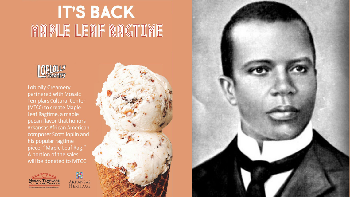 Mosaic Templars Cultural Center & Loblolly Creamery celebrate Black History Month