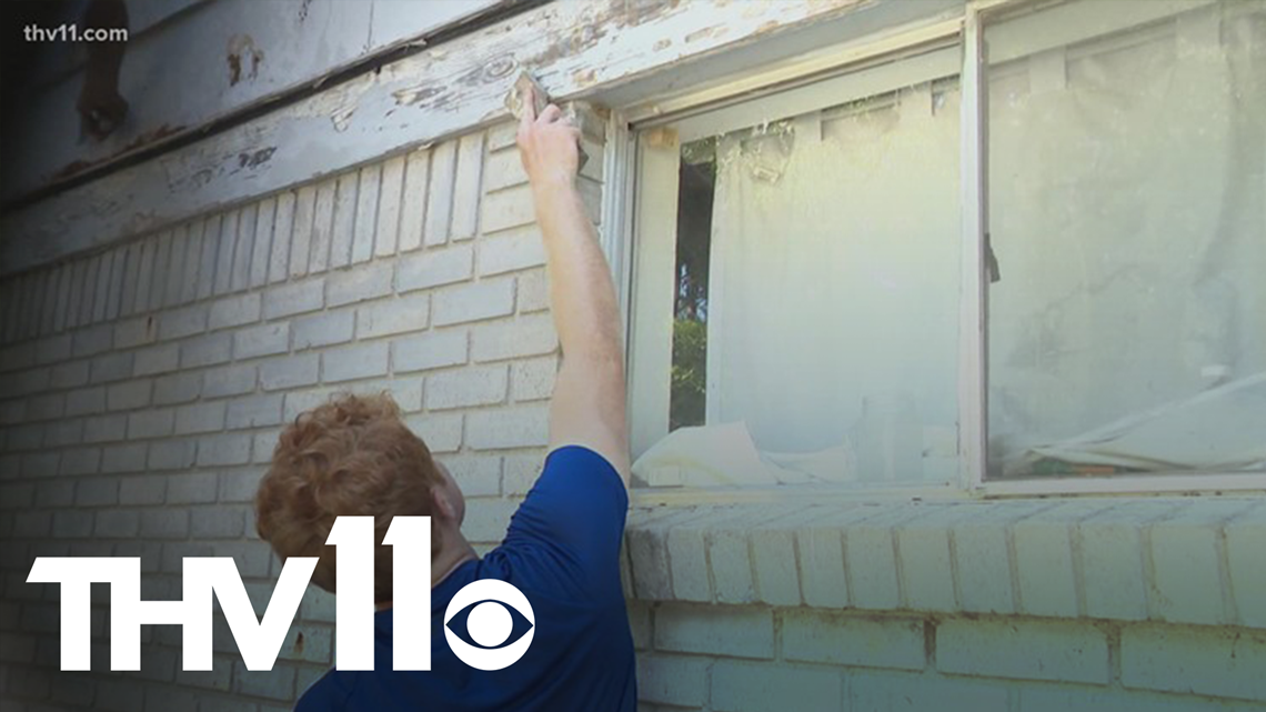 World Changers working to repair homes for Little Rock communities
