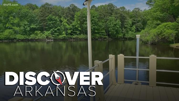 Camp Aldersgate   Discover Arkansas