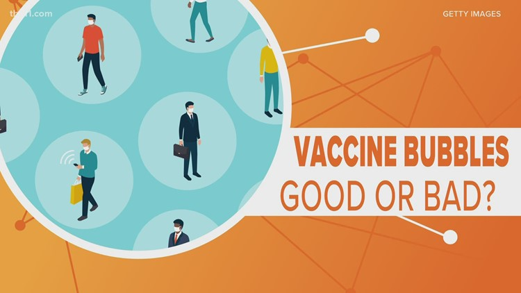 Should you form a COVID-19 vaccine bubble? | Connect the Dots