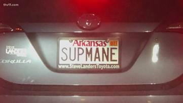 Arkansas DMV uses Google, Urban Dictionary to screen custom license plates for vulgarity