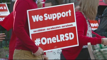 Little Rock teachers union to hold 1-day strike to 'stand up' for public schools, students