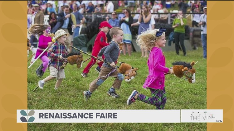 Hot Springs Renaissance Faire is this weekend