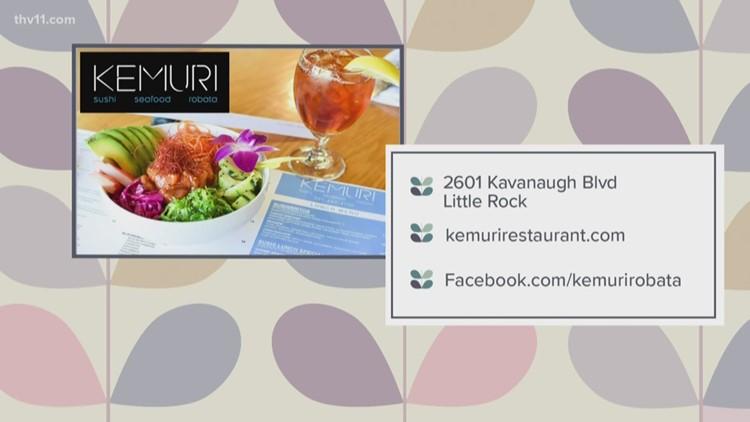Kemuri Japenese Restaurant's new catering space!