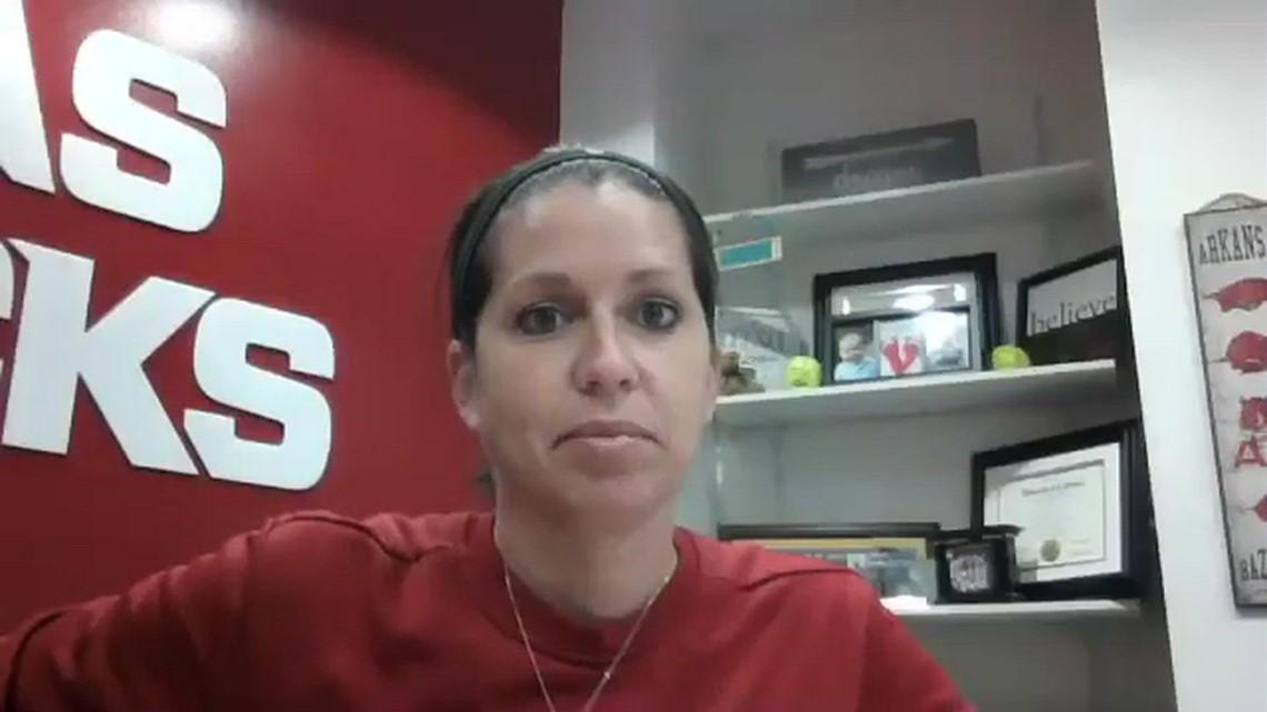 Courtney Deifel named SEC Coach of the Year