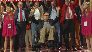 Eddie Sutton to be inducted into Naismith Memorial Basketball Hall of Fame