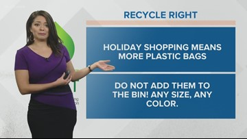 Recycle Right: Week 40, Tip 1
