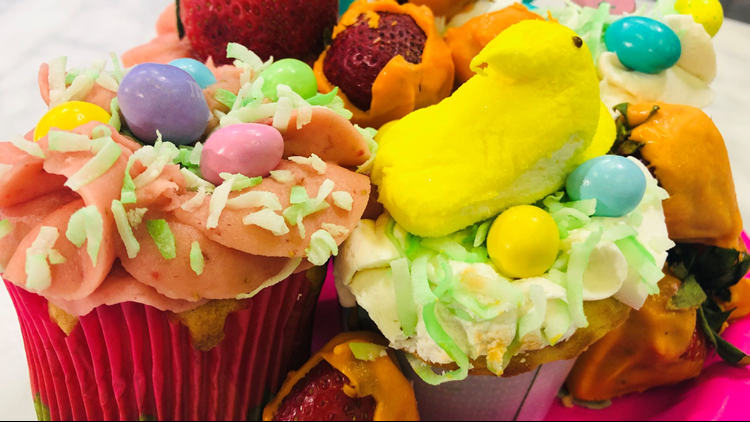 Easy ways to have fun decorating with your kids for Easter