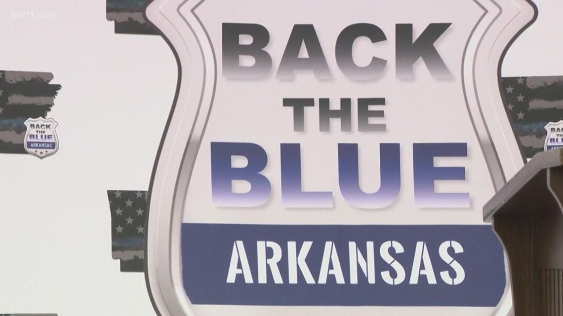Arkansas Back the Blue caucus talks new legislation