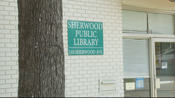 Sherwood preserving history by transforming library into museum
