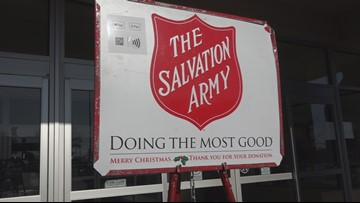 Where and how to donate to the Salvation Army this holiday season