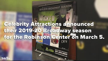 Celebrity Attractions releases 2019-20 series