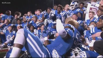 Bryant wins second straight 7A title with 21-7 victory over North Little Rock