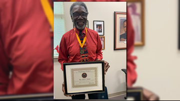 Pine Bluff man receives national award for advancing history of African Americans
