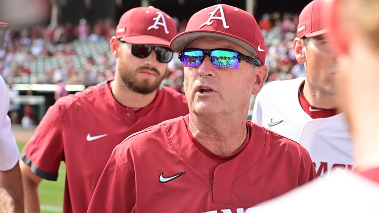 Baseball coach Dave Van Horn signs contract extension through 2031 with Razorbacks