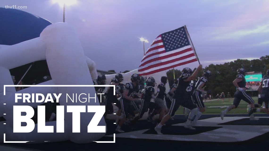 Recapping Week 4 of Arkansas high school football w/ Tyler & Cierra