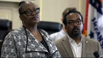 Arkansas black politicians press for action following alleged racial confrontation