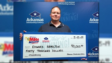 Jacksonville Mega Millions winner waits 5 months to collect $40,000 lottery prize