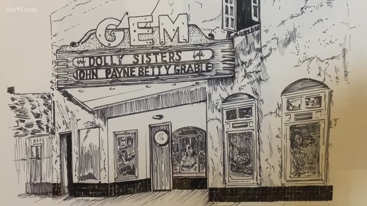 Experience a blast from the past at the 81-year-old Gem Movie Theatre