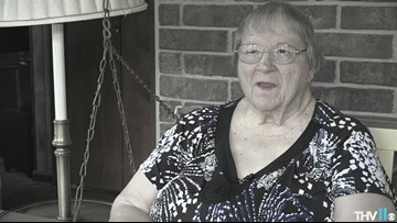 Nine decades of being a baseball fan has brought a lifetime of memories for one Conway woman