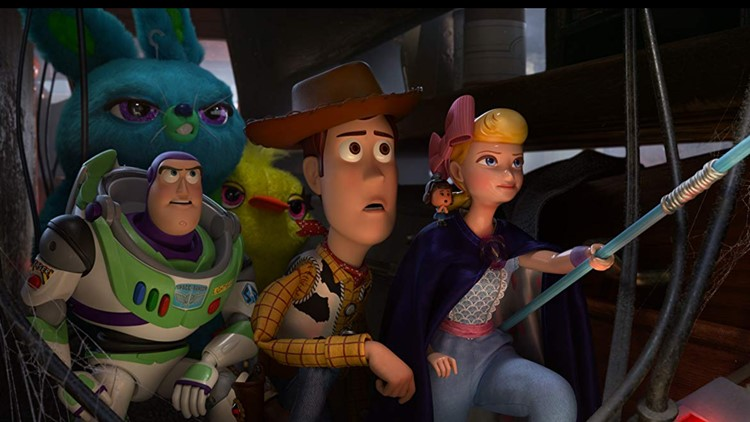 Toy Story 4 is a sequel we didn't need but it's an instant classic