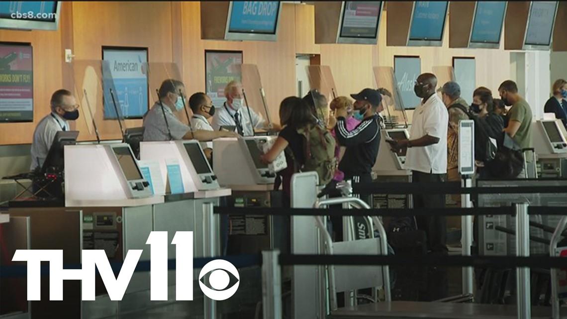 Arkansas health officials advise against spring break travel amid COVID pandemic