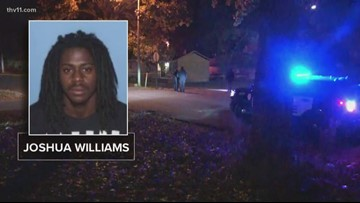 Little Rock triple murder suspect extradited from California