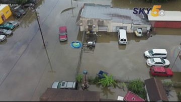 Severe flash floods take woman's life in Fort Smith