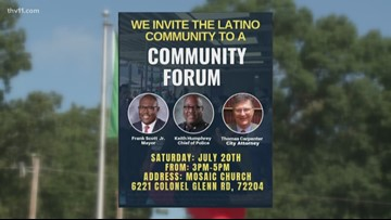 Leaders of Little Rock to host forum answering questions for the Hispanic community