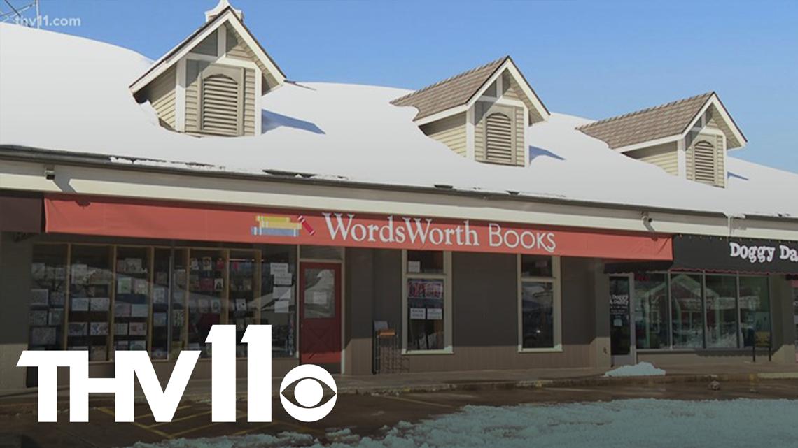 Arkansas businesses start to reopen as snow melts