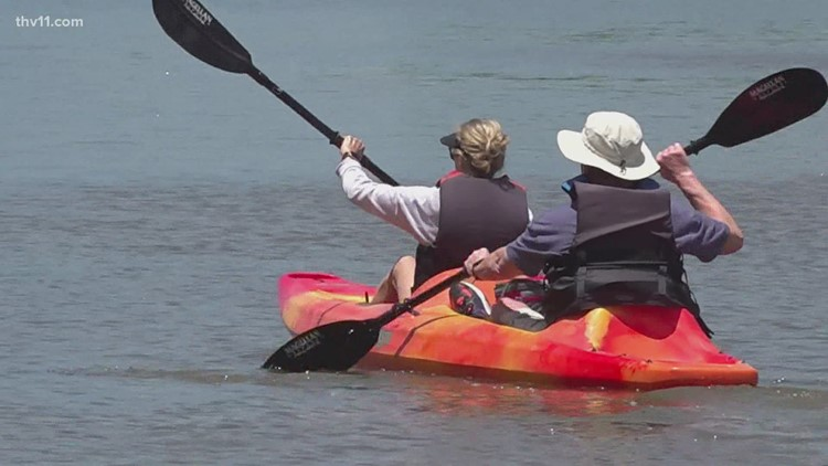 Memorial Day weekend brings boom to Little Rock waterfront business