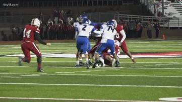 Vilonia wins Judge's cup over Greenbrier