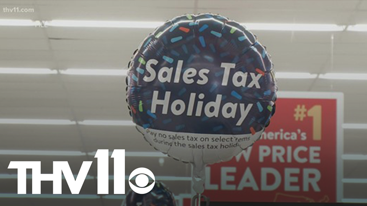 Electronics now included in tax-free weekend