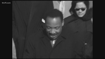 Arkansans reflect on Martin Luther King Jr. day